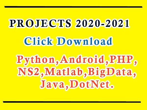PYTHON APPLICATION PROJECTS